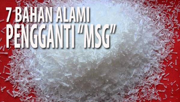 Ga mau Pakai MSG untuk Penyedap makanan? Coba gunakan 7 Bahan Alami Penyedap Rasa yang Aman bagi Tubuh Sebagai Pengganti MSG berikut ini