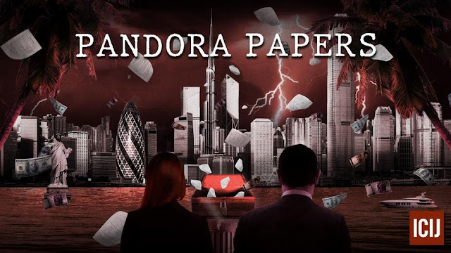 The ICIJ's Pandora Papers open up the box on 11.9 million leaked documents