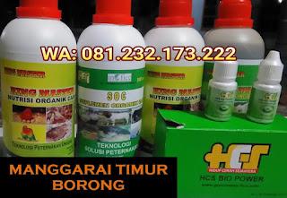 Jual SOC HCS, KINGMASTER, BIOPOWER Siap Kirim Manggarai Timur Borong