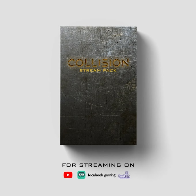 Collision - Pro Stream Package[500+ Assets][640studio]