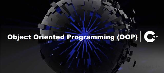 Pengertian dan Keuntungan Object Oriented Programming (OOP) C++ - belajar C++