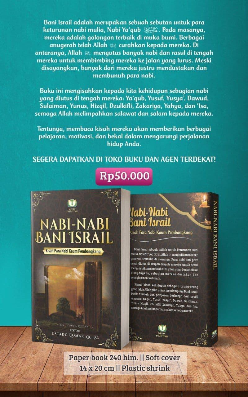 Buku Nabi-nabi Bani Israil Media Tashfiyah