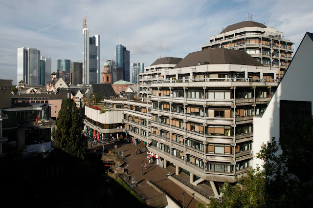 antiga Technisches Rathaus, Frankfurt