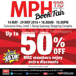 MPH Book Fair Bangi Mall