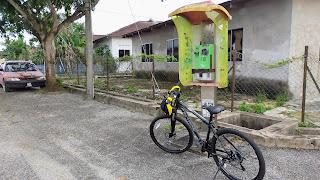 Ride 6km je