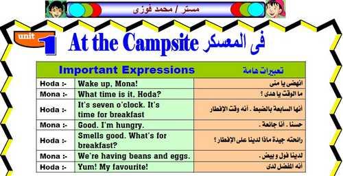 أقوى وأجمل مذكرة لغة انجليزية للصف الخامس ترم أول 2019 مستر محمد فوزى
