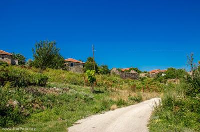 Staravina village, Mariovo