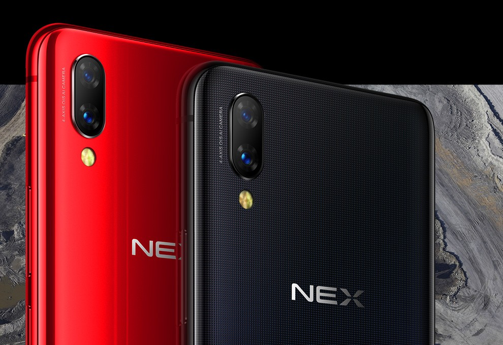 Vivo-NEX-Red-and-Black