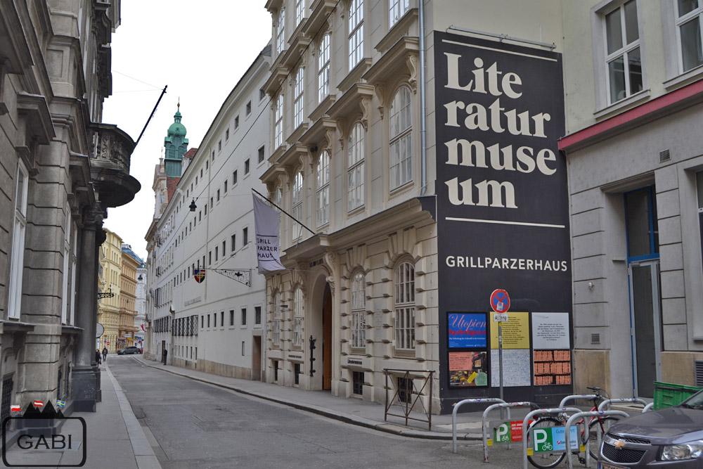 muzeum literatury Austria