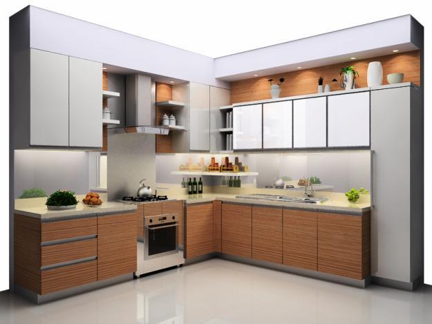 Harga 70 model gambar kitchen set minimalis - Design interior kitchen set minimalis ...