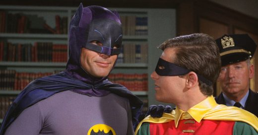 Adam West y Burt Ward regresan como Batman y Robin