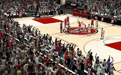 NBA 2K13 Toronto Raptors Crowd Fix Mod