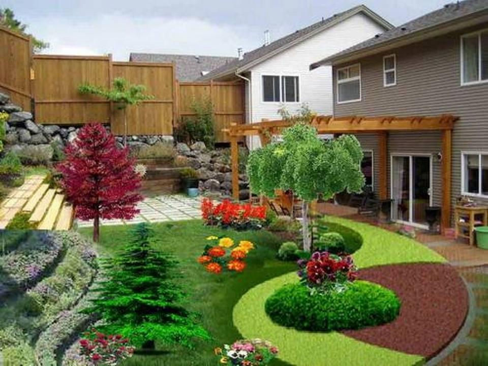 Ideas de decoración de jardín