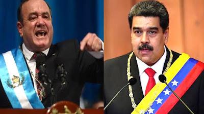 Alejandro Giammattei: Presidente guatemalteco rompió relaciones con Venezuela