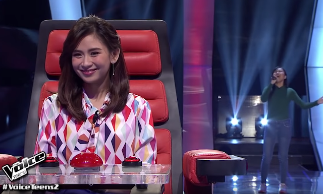 Sarah Geronimo hindi makapaniwalang na blocked sa 'The Voice Teens 2'