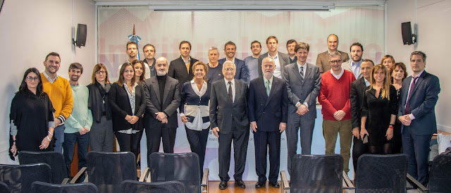 El @INDECArgentina recibió una nueva misión de la @OCDE en el tramo final de la revisión del Sistema Estadístico Nacional