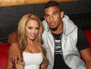 Evander Kane And His Wife
