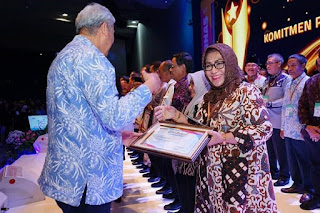 Kota Mojokerto Raih Procurement Award 2018