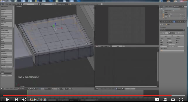 How To Make Mesh For Second Life In Blender (All Versions