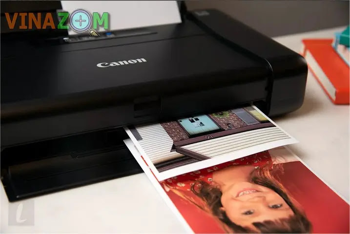 Phần mềm đi kèm Canon Pixma
