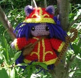 PATRON LULU (LEAGUE OF LEGENDS) AMIGURUMI 2530