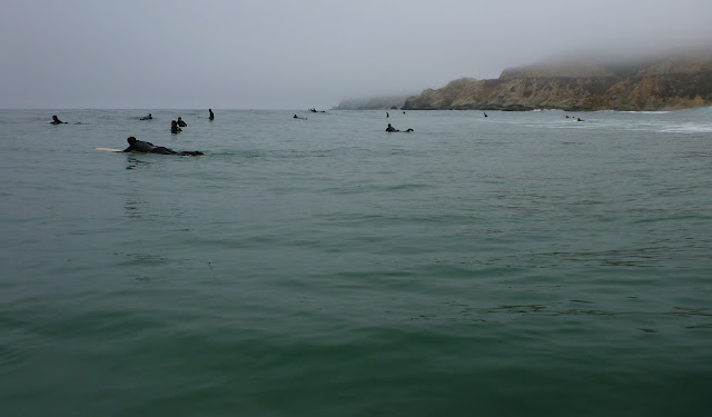 wave journal of a surfer girl: Frustration to Fun (Montara)