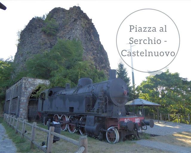 La Via del Volto Santo: Piazza al Serchio - Castelnuovo Garfagnana