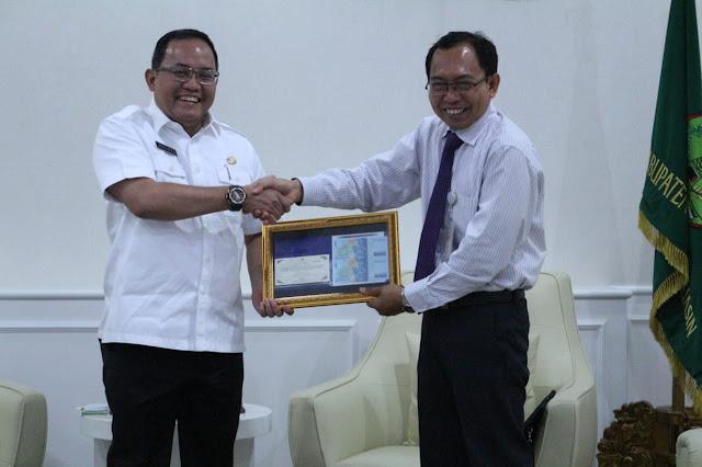 BI Apresiasi Pemkab Muba Implementasi Transaksi Non Tunai