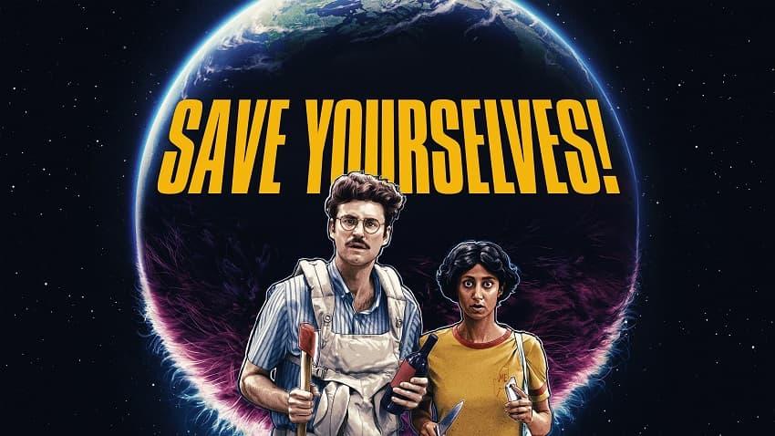 Рецензия на фильм «Спаси себя сам!» - авторскую фантастическую комедию про миллениалов