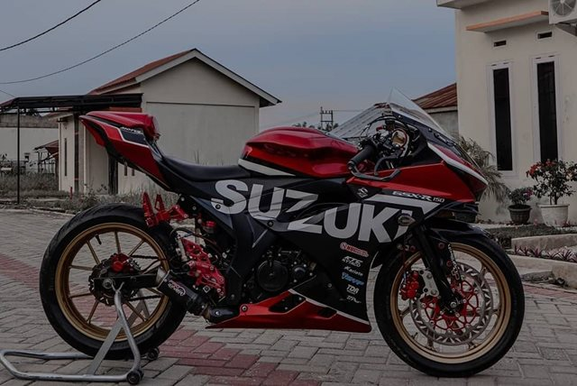 Suzuki GSX R-150
