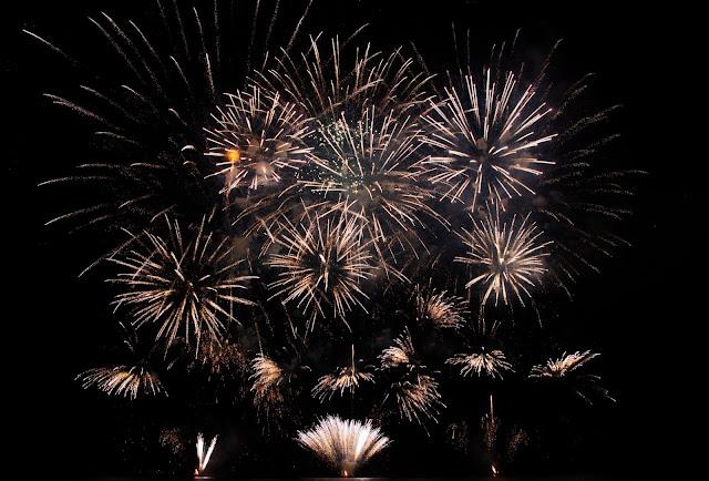 Firework Displays in Newcastle - gosforth