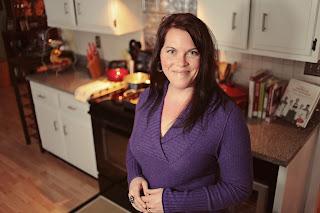 Heather Tallman from the food blog, Basilmomma