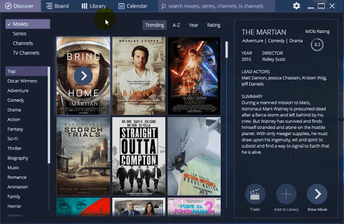 تحميل وتثبيت برنامج Stremio مشاهدة القنوات العالمية المجانية