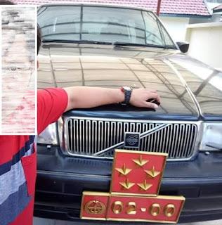Mobil Jendral Besar AH Nasution