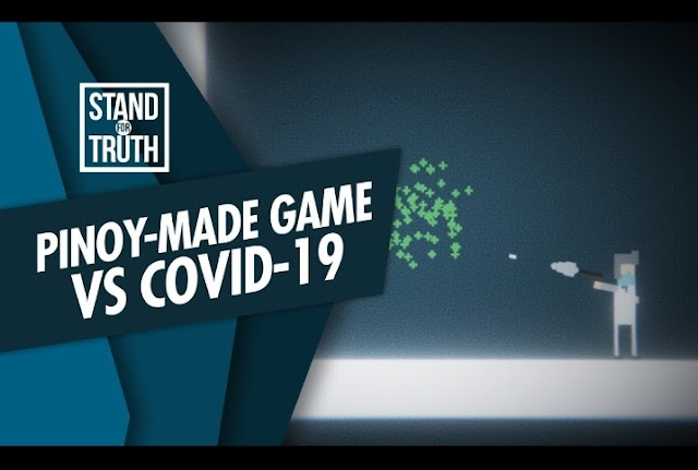 WATCH: 14-years-old creates a beta Video Game VS Covid-19