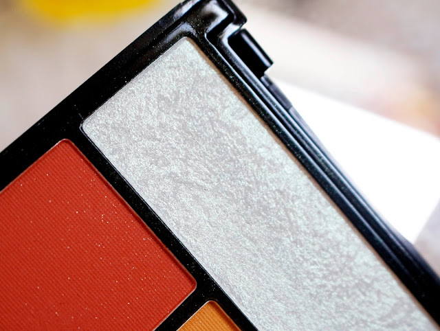Iluminador paleta Carmi Makeup Revolution