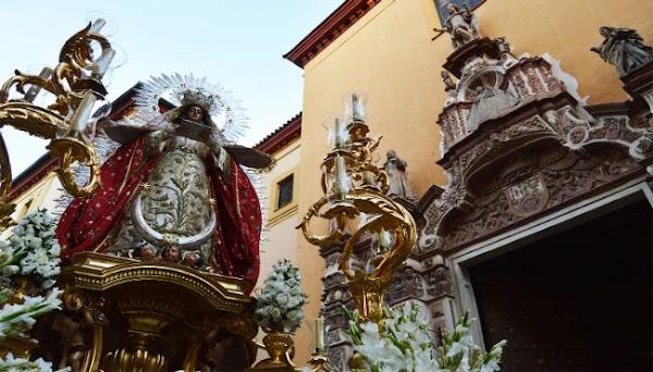 Se suspende la procesión de la Virgen de la Encarnación de Sevilla por el Covid-19