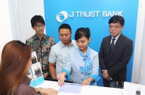 Alamat lengkap dan Nomor Telepon Kantor Cabang J Trust Bank di Palembang