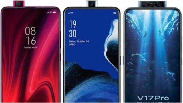 Which is better in Vivo V17 Pro, Oppo Reno 2Z and Redmi K20 Pro?