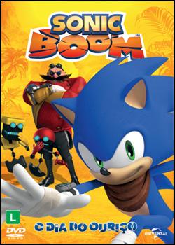 Baixar Sonic Boom: O Dia do Ouriço Dublado Grátis