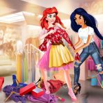 Princesses Shopping Rivals
