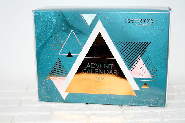 CATRICE DIY ADVENT CALENDAR 2020 UNBOXING & REVIEW!