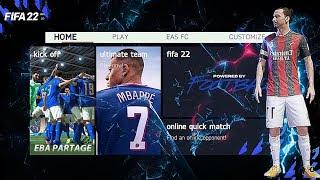 FIFA 2022 Mod FIFA 14 Apk