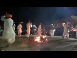 अग्नि नृत्य