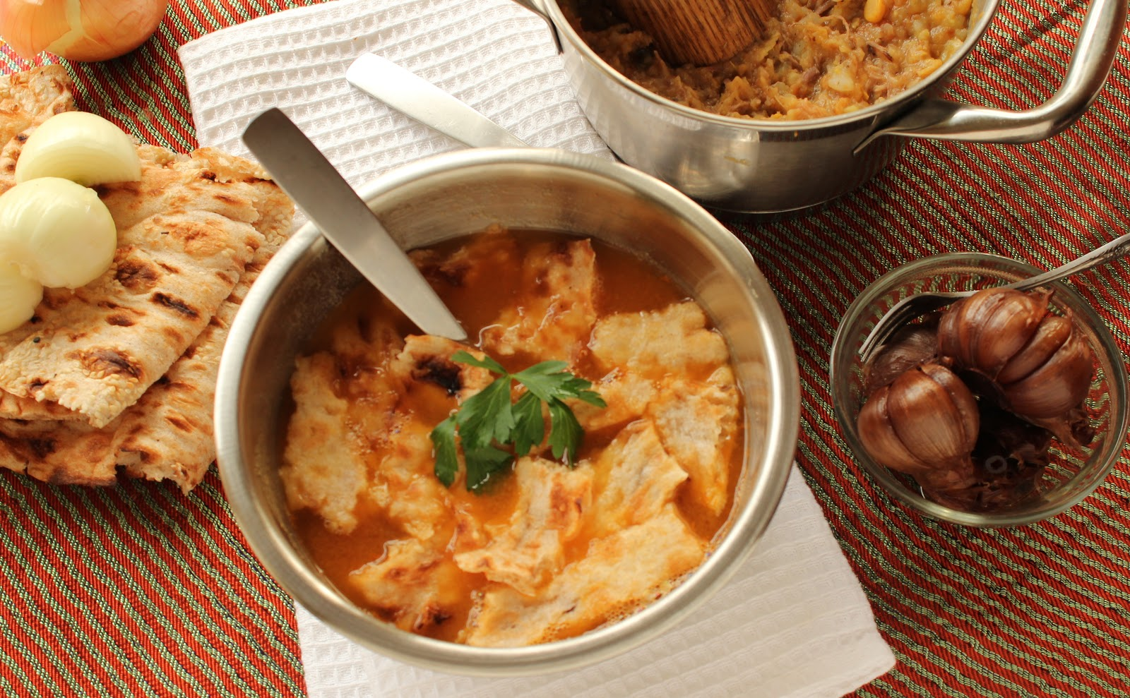 Turmeric saffron dizi traditional iranian lamb for Ahmads persian cuisine