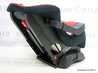 4 BabyDoes BD837 Baby Car Seat with Safety Bar Forward Facing Only