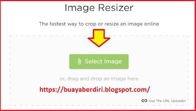 Image Resizer - Mengubah Ukuran Foto Secara Online