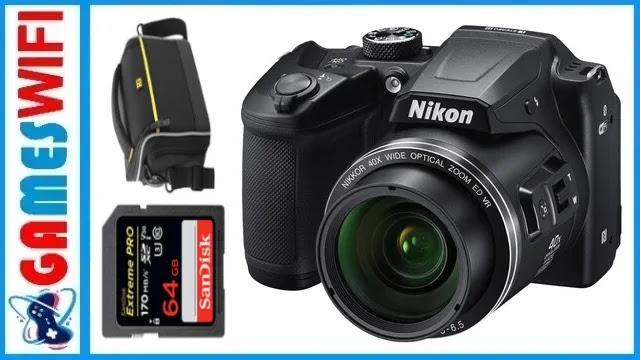 اسعار ومواصفات كاميرات نيكون الرقمية في مصر 2021