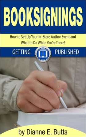 Book Signings! How to Set Up Your In-Store Author Event and What to Do While You're There