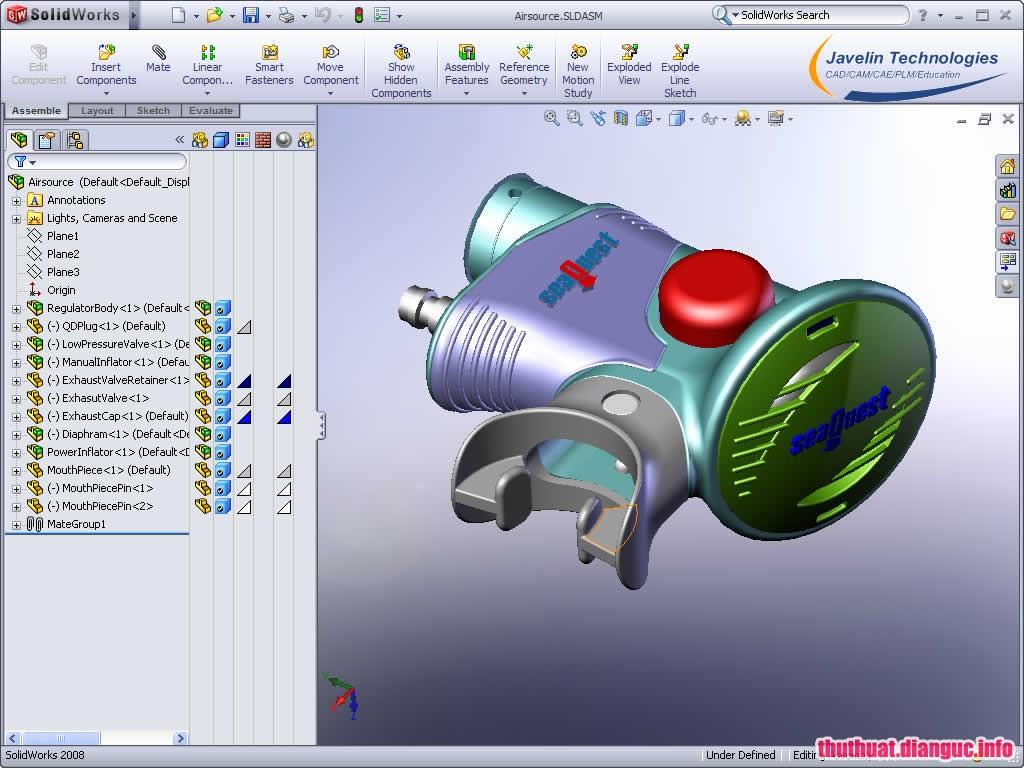 Download SolidWorks 2008 Full Cr@ck